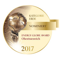 Energy Globe Award Nominierung The House